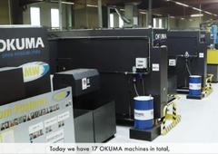 Okuma MA600 - Anwendungsbeispiel SMW