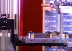 ZK Chameleon - Bestücken der Maschinen, Magazinen / Greiferwechsel