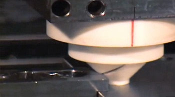 FANUC ROBOCUT α - Kollisionsschutz
