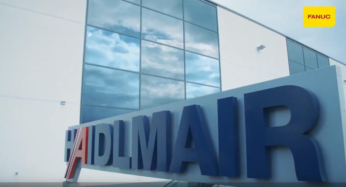 Haidlmair - Eine Erfolgsgeschichte mit FANUC ROBOCUT