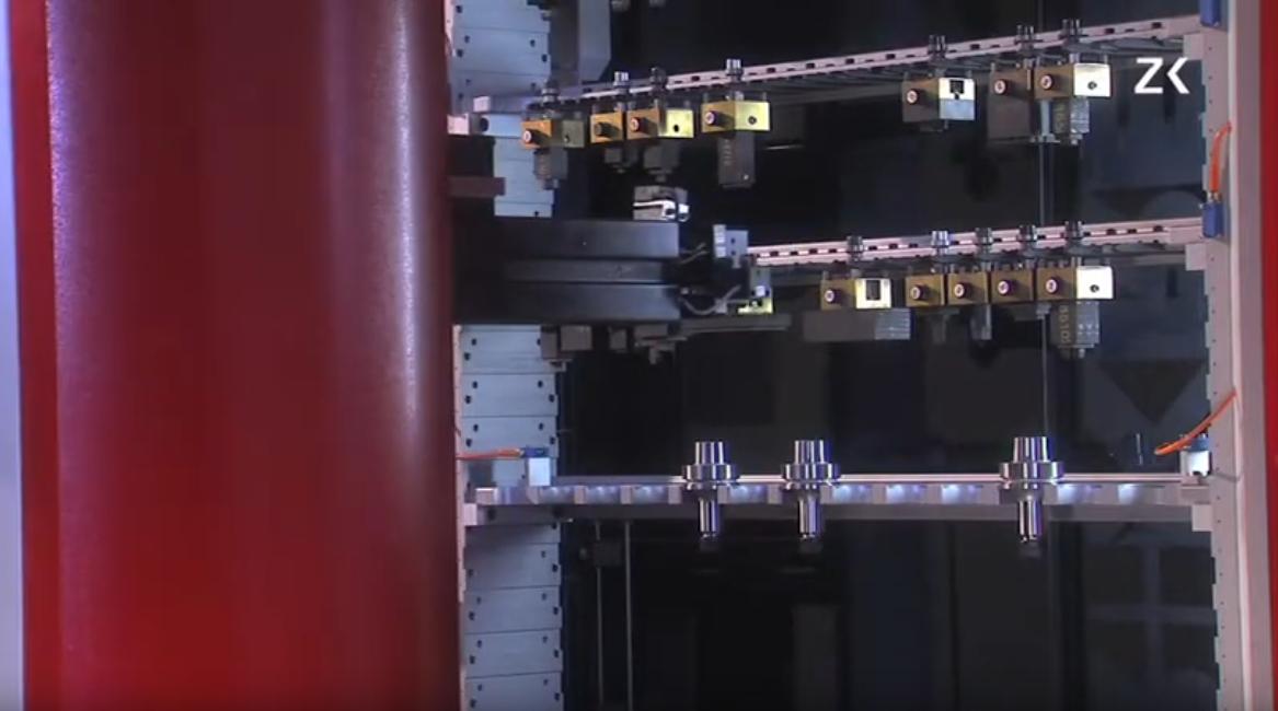 ZK Chameleon - Automatischen Identifizieren von Werkstücken und Elektroden