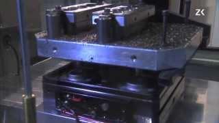 ZK Chameleon - Automatisiertes Reinigen von Werkstücken