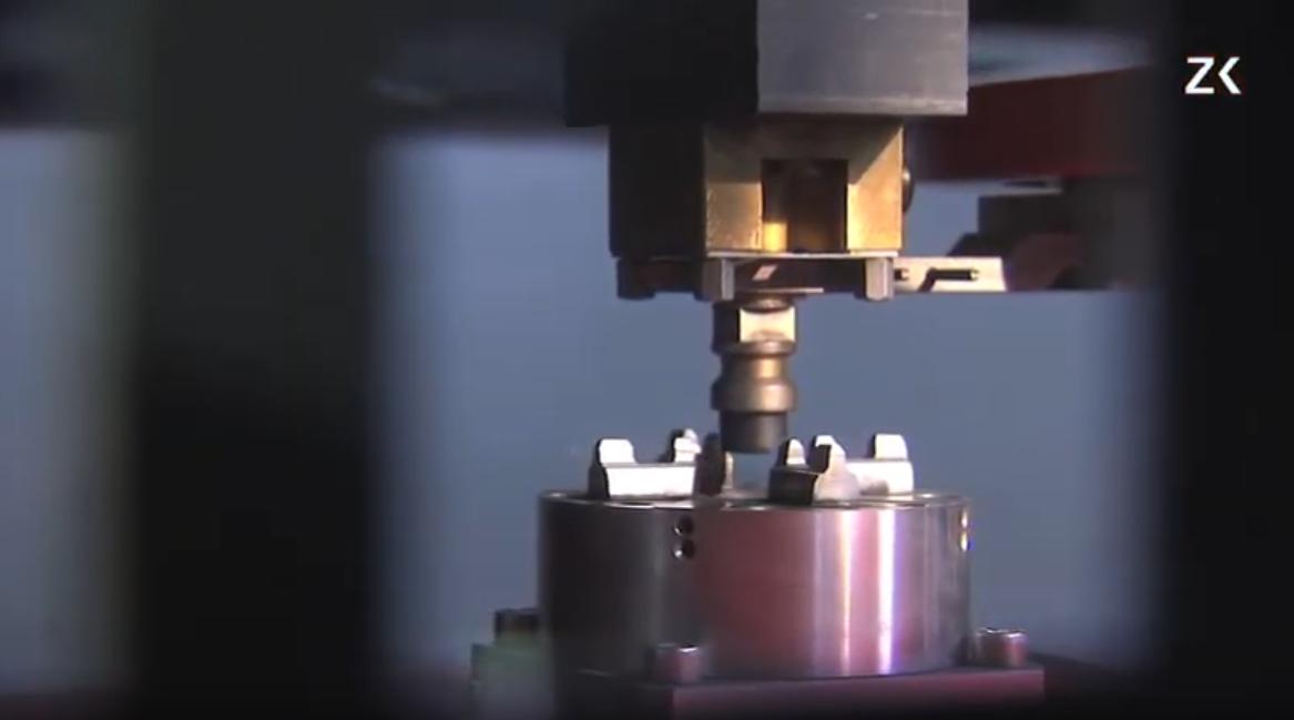 ZK Chameleon - Elektroden fräsen und gegen den Datensatz messen